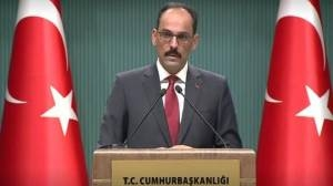 TURKEY SAYS IT IS PREPARING RETALIATORY SANCTIONS AGAINST US