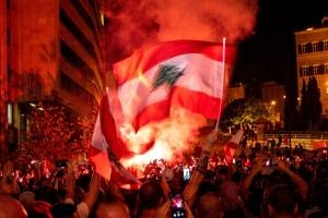 Popular Protests Target Lebanon's Political System for the Time. Is It a Revolution?