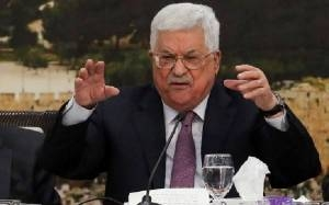 ABBAS MAKING THREATS AND PROMISES