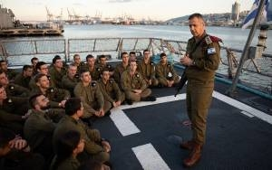 IDF Chief Warns 'Precarious' Security Situation Could Lead to Conflict in North