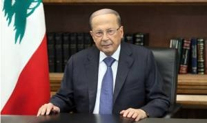LEBANESE PRESIDENT OFFERS TO MEET PROTESTERS