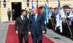 Ukraine to Open Diplomatic Mission in Jerusalem