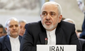 ZARIF SUGGESTS US AND ISRAEL SHOULD WITHDRAW FROM EARTH