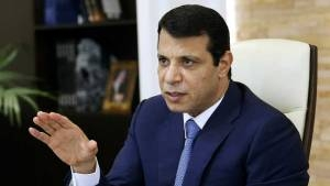 ABBAS RIVAL DAHLAN SEEKS ROLE IN PALESTINIAN ELECTIONS