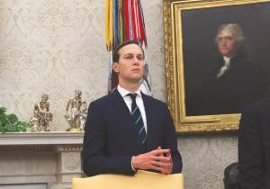 Jared Kushner Responds to Joe Biden's Digs on His Position