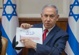 NETANYAHU BOOSTS SPECTER OF INCOMING IRANIAN WEAPONS