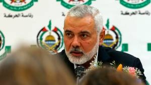 HAMAS THREATENS CUT IN FINANCIAL AID TO GAZA WILL LEAD TO ESCALATION IN VIOLENCE