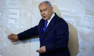NETANYAHU: HALF OF THE PALESTINIANS WANT TO WIPE US OUT