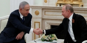 AFTER US PULLOUT, ISRAEL AND RUSSIA AGREE TO BOLSTER COORDINATION IN SYRIA