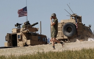 US Official says Some Troops Could Stay in Southern Syria Pullout