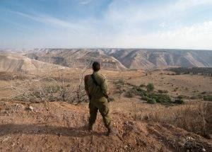 ISRAEL ON THE GOLAN HEIGHTS BENEFITS THE USA