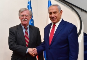 BOLTON TO NETANYAHU: 'WE HAVE THE BEST U.S.-ISRAEL RELATIONSHIP IN HISTORY'