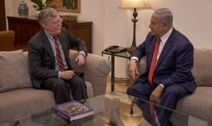 ISRAEL TO US: RECOGNIZE ISRAELI SOVEREIGNTY IN GOLAN