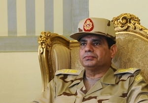 SISI: EGYPTIAN PLANES CROSS TO THE ISRAELI SIDE IN JOINT WAR ON TERROR