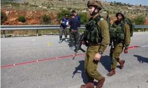 Report: Stabbing Attempt in Samaria