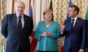 Germany, France and Britain to Iran: Abide by Nuclear Deal