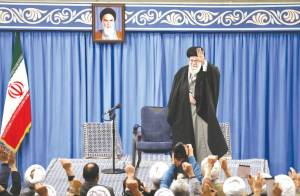 IRAN'S KHAMENEI TO DELIVER FRIDAY MORNING SERMON FOR 1ST TIME SINCE 2012