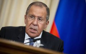 Russia's Lavrov Calls for US-Iran De-Escalation After Plane Downing