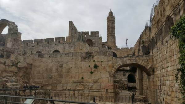 Why The Palestinians 'Care' About Jewish Holy Sites