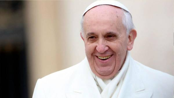 SCALFARI: POPE FRANCIS TOLD ME THAT JESUS INCARNATE WAS A 'MAN... NOT AT ALL A GOD'