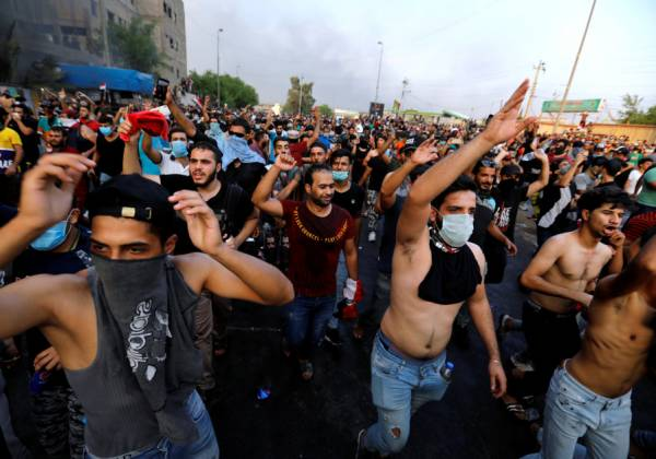 Iraq Suppresses Internet, Sends Security Forces to Crush Protesters