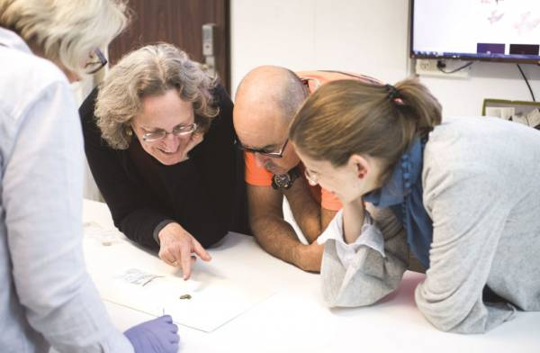 WHY IS IT EXCITING TO BE AN ARCHAEOLOGIST IN ISRAEL?