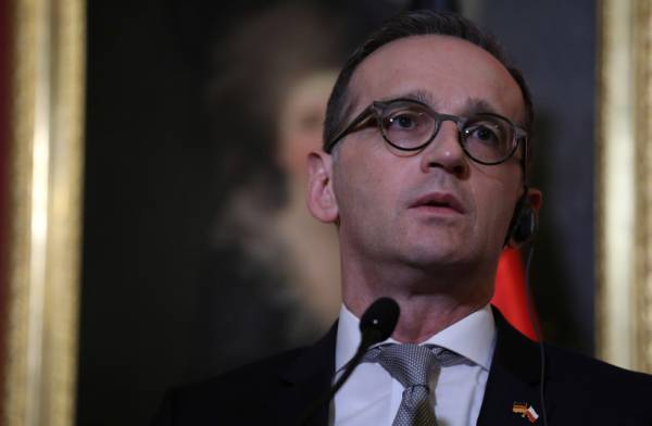 GERMANY CONDEMNS IRAN'S SPREAD OF ANTISEMITISM' IN A POLICY REVERSAL