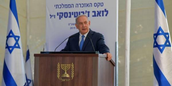 Netanyahu: Israel Defending Itself With 'Iron Wall'