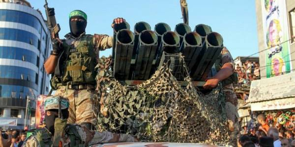 Hamas Conducts Surprise Drill in Gaza
