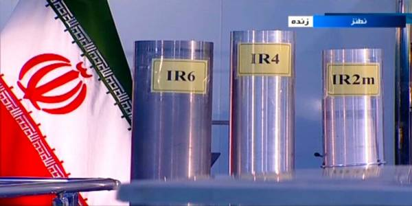 IRAN'S LATEST NUKE DEAL BREACH IS INSTALLATION OF MORE THAN 30 NEW CENTRIFUGES, IAEA SAYS