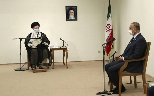 IRAN'S SUPREME LEADER THREATENS 'RECIPROCA BLOW' TO US OVER SOLEIMANI KILLING