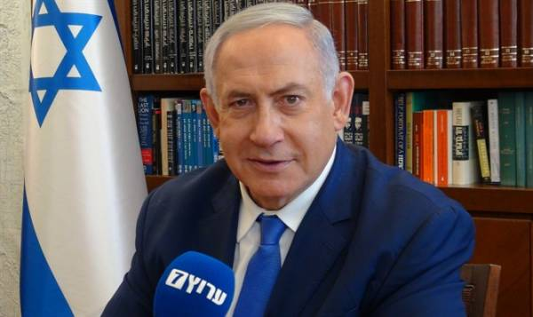 NETANYAHU: A DANGEROUS GOVERNMENT IS ON THE WAY TO ISRAEL