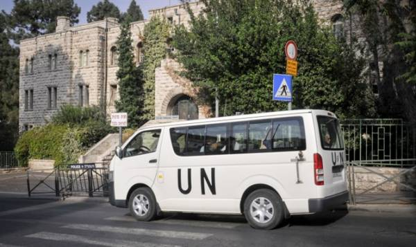 UN: CONSTRUCTION IN JUDEA AND SAMARIA 'MUST CEASE IMMEDIATELY'