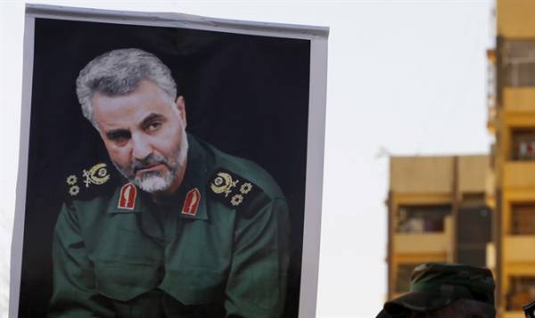 Iran: Attempted Assassination of Top General Soleimani Foiled