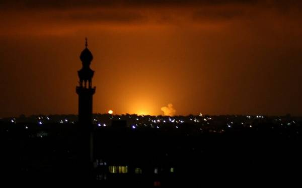 After Peace Deals, Gazans Fire 13-Rocket Salvo at Israel, IDF Hit Hamas Targets