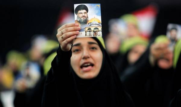 NASRALLAH PLEDGES ALLEGIANCE TO IRANIAN SUPREME LEADER