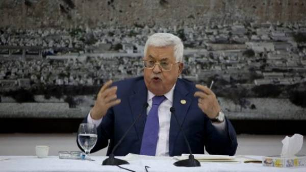 REPORT: ABBAS SENDS LETTER TO ISRAELI PM WARNING AGAINST UNILATERAL MOVES