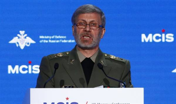 IRAN: ISRAELI INVOLVEMENT IN GULF WILL HAVE CONSEQUENCES