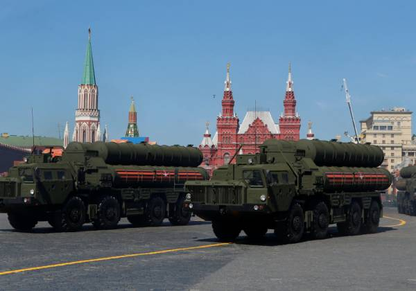 THE WAITING GAME FOR S-400S TO ARRIVE IN TURKEY ... by Seth J. Frantzman