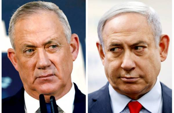 Netanyahu, Gantz will 'Take a While' to Decide on Annexation