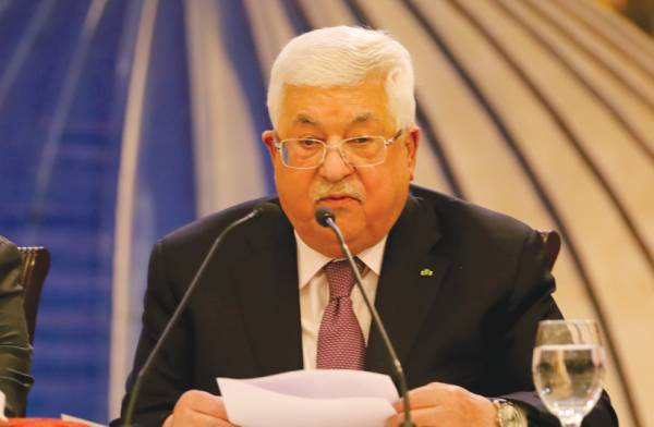 PMW: ABBAS MISLED ICC WITH FALSE DOCUMENT