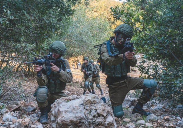 Meet the IDF Unit Which is the Eyes and Ears for Operation Northern Shield
