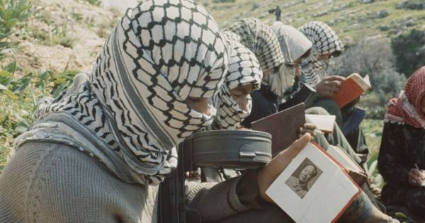 Weapons and Ideology: Files Reveal How China Armed and Trained the Palestinians
