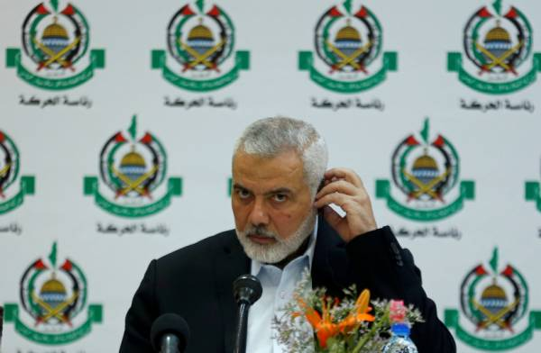 IRAN'S QUDS FORCE TO WORK WITH HAMAS, ISLAMIC JIHAD AGAINST TRUMP DEAL