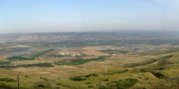 Jordan: A Realistic Two-State Solution