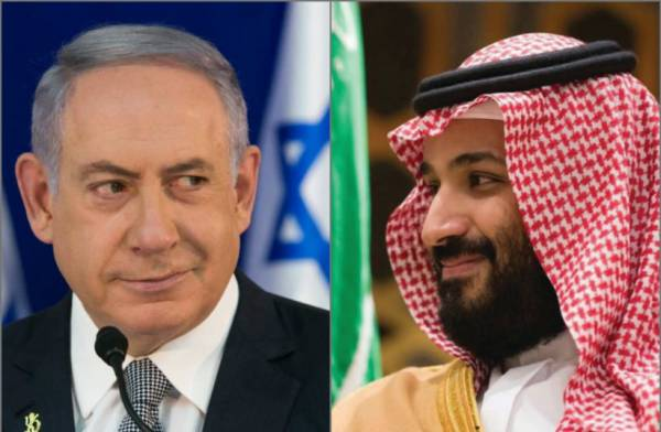 NETANYAHU, MOSSAD CHIEF REPORTEDLY VISITED SAUDI ARABIA WITH POMPEO
