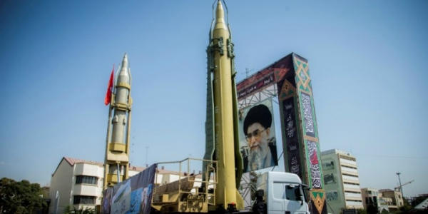 US WARNS IRAN AGAINST PLANNED SPACE LAUNCHES, CALLS FOR HALT OF BALLISTIC MISSILE ACTIVITIES