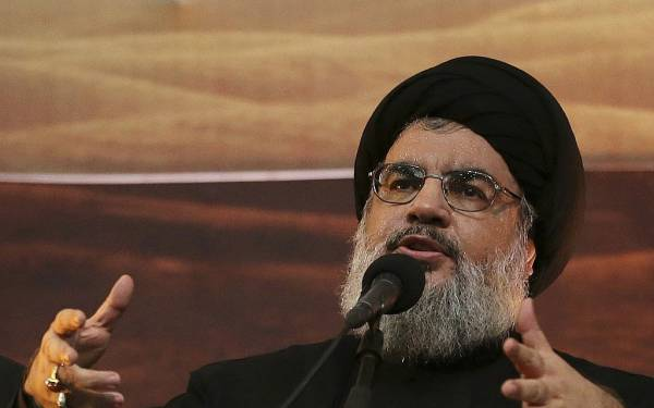 HEZBOLLAH CHIEF: CHANCE OF US-IRAN WAR DOWN BY 99%, TRUMP'S STRATEGY FAILED