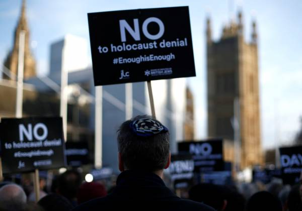 FIVE HEADLINES SHOW WORLDWIDE ANTI-JEWISH INCIDENTS - ANALYSIS
