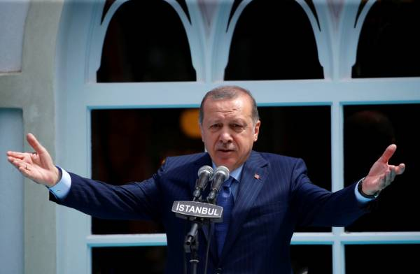 Turkey Vows to Moblize 'Islamic Ummah' Against Israel's Annexation